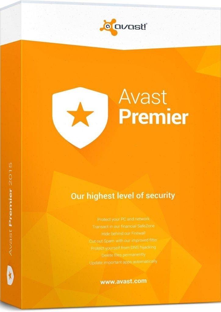 Avast Premier (3-PC 1 jaar)