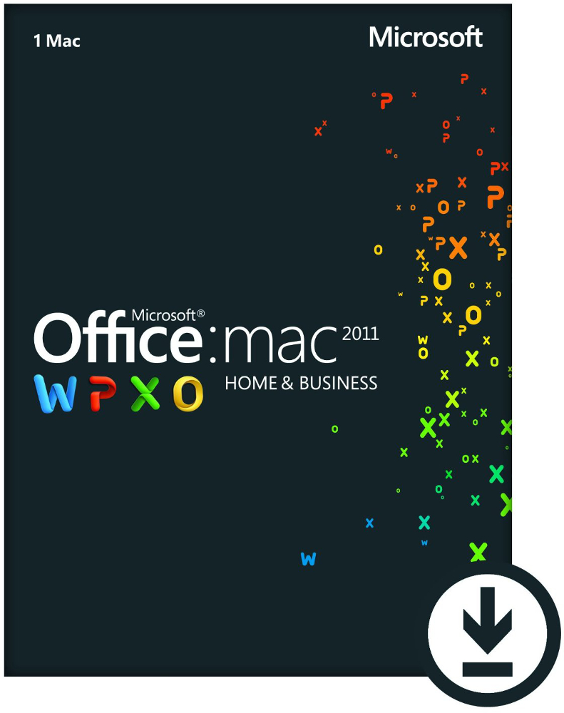Microsoft Office voor Mac 2011 Home & Business