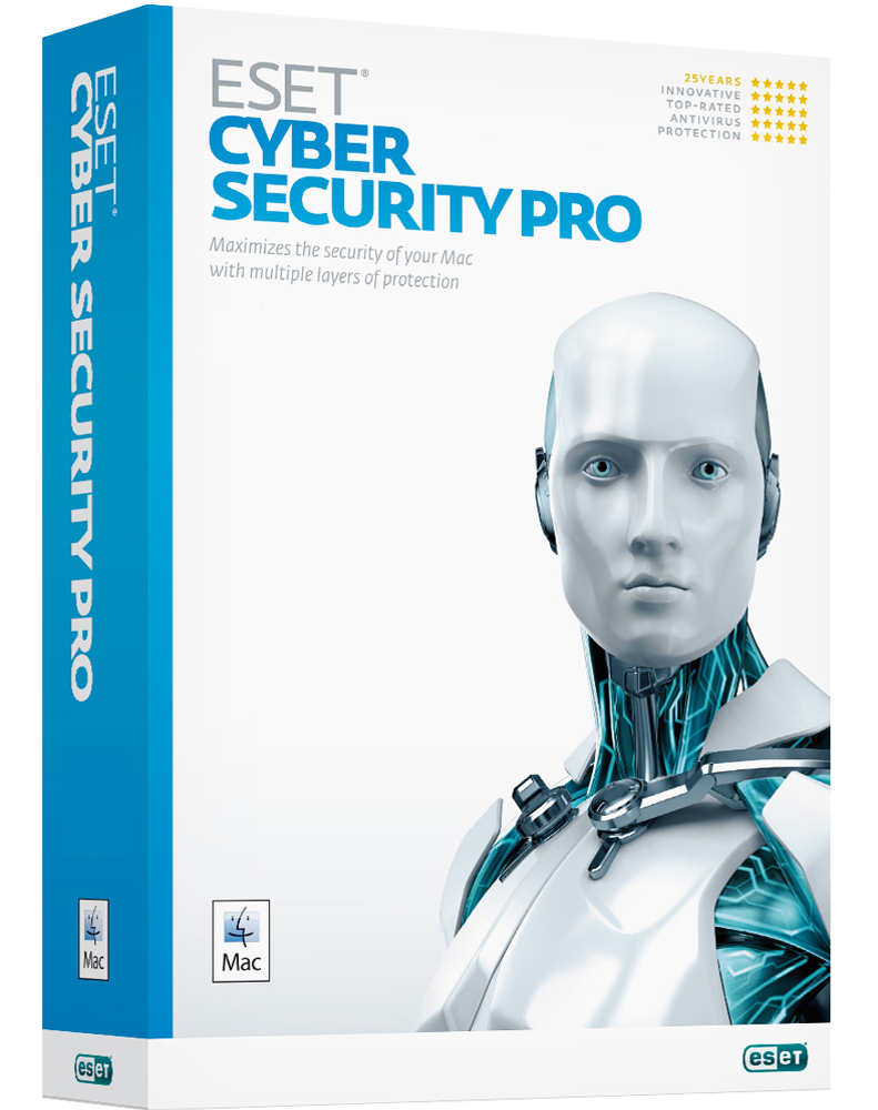 ESET Cyber Security Pro 1 jaar