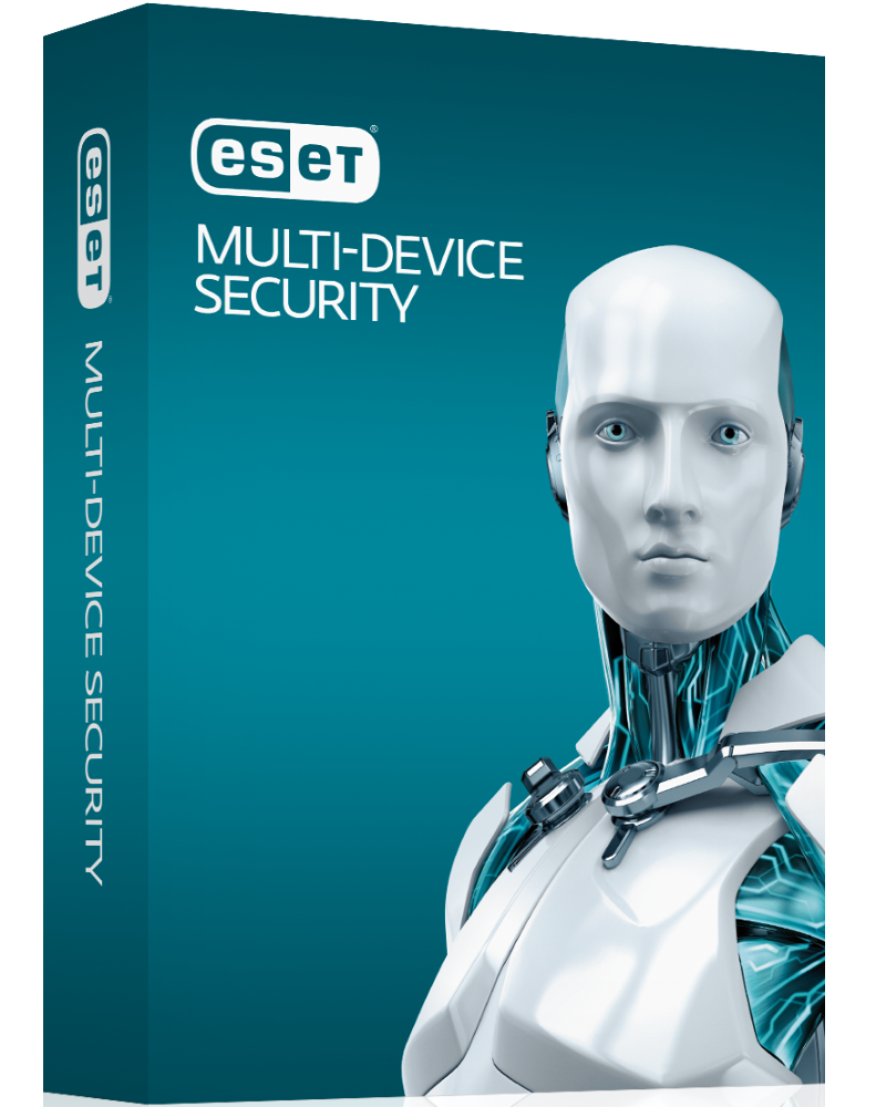 ESET  Multi-Device Security 1 jaar Verlenging