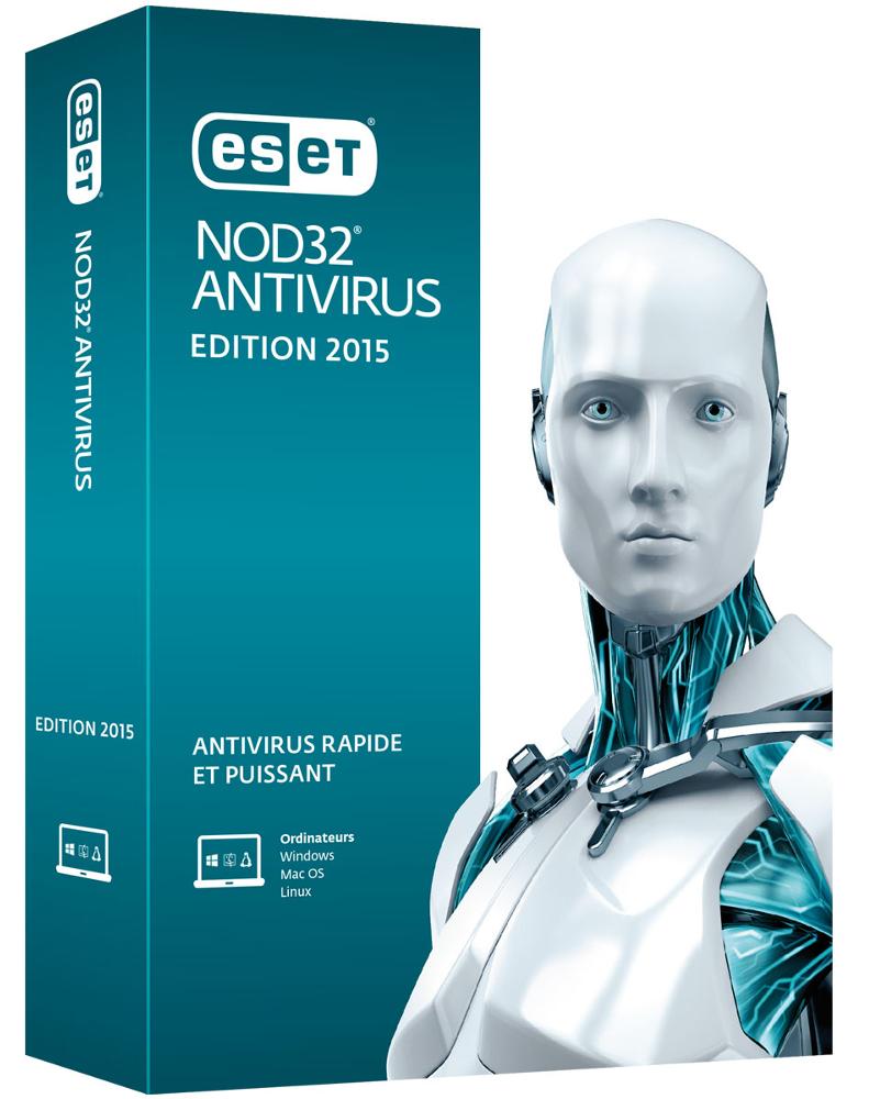 ESET Antivirus 1 jaar