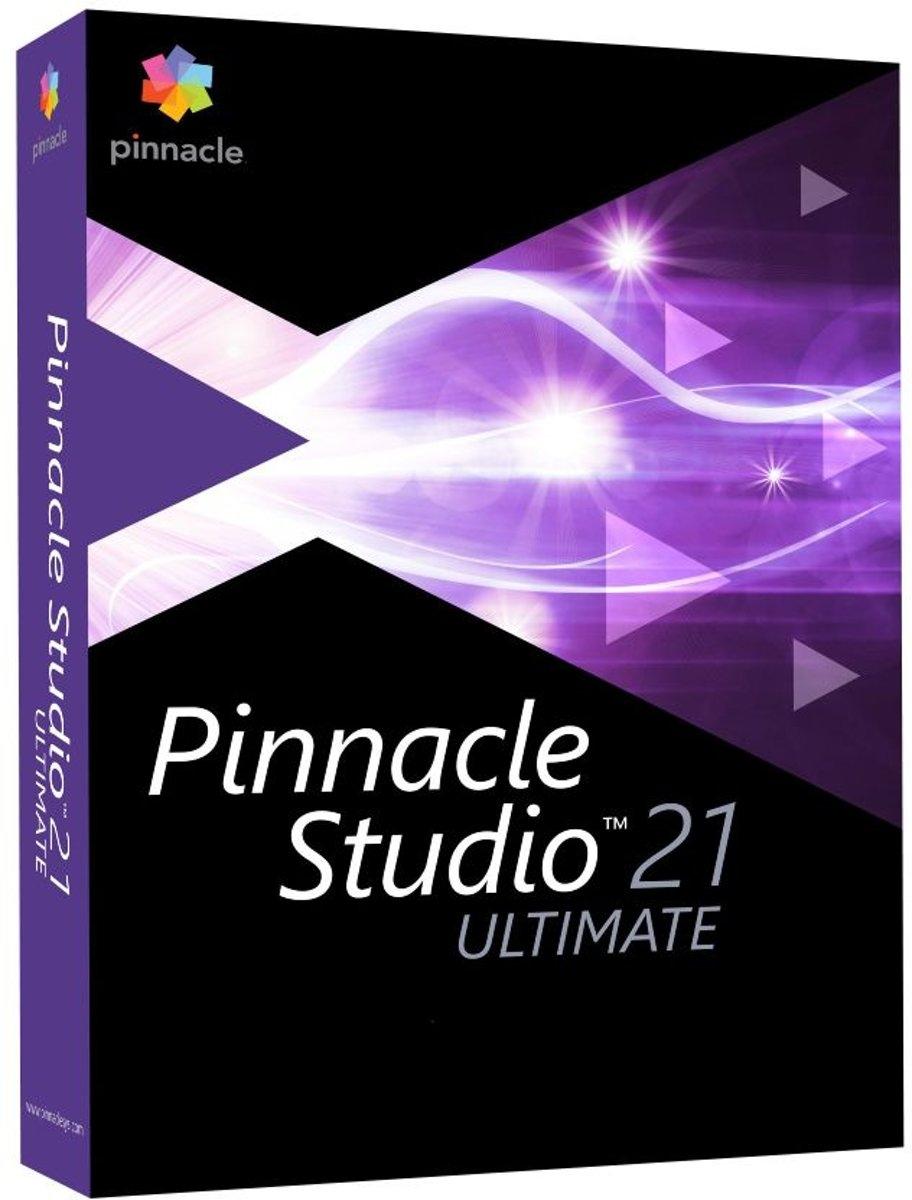 Pinnacle Studio 21.5 Ultimate