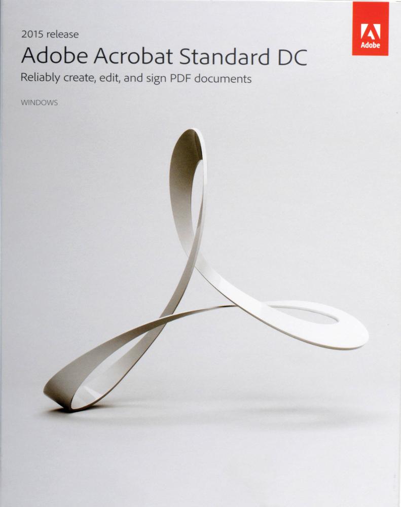 Adobe Acrobat Standard 2017 Engels