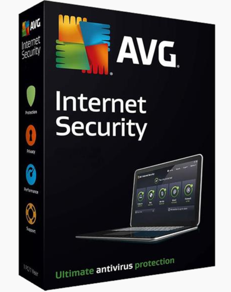 AVG Internet Security (2-PC 1 jaar)
