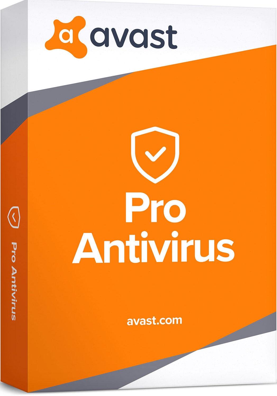 Avast Pro Antivirus (5-PC 3 jaar)