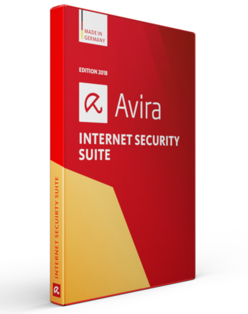 Avira Internet Security Suite (3-PC 2 jaar)