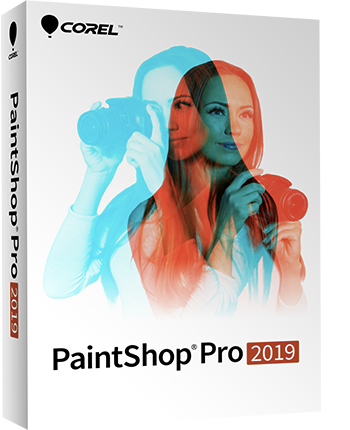 Corel PaintShop Pro 2019 Upgrade