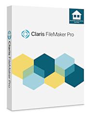 Claris FileMaker Pro 19 - Onderwijs/Non-Profit licentie (zie voorwaarden)