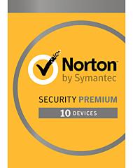 Norton Security Premium (10 apparaten - 3 jaar)
