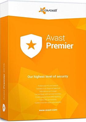 Avast Premier (1-PC 1 jaar)