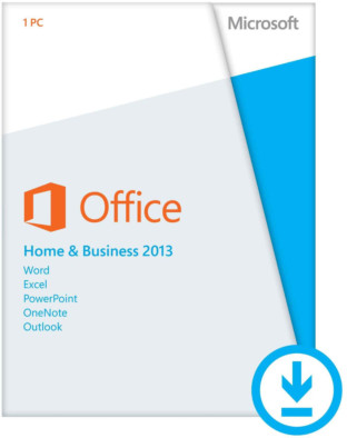 Microsoft Office 2013 Home & Business