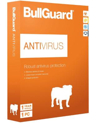Bullguard AntiVirus (1 PC - 3 jaar)