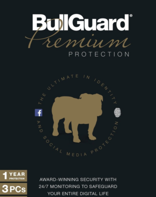 Bullguard Premium Protection (15 devices - 3 jaar)