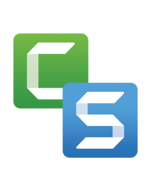 TechSmith Snagit 2020 + Camtasia 2020 bundel