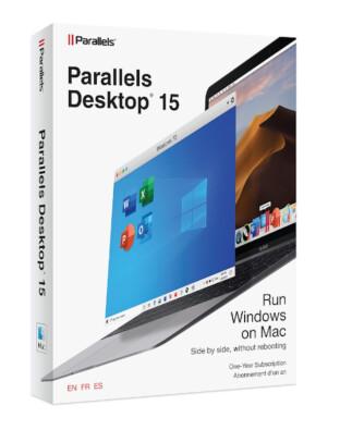 Parallels Desktop 15 voor Mac (Eenmalige aankoop)