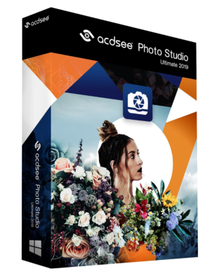 ACDSee Photo Studio Ultimate 2019 1-year subscription