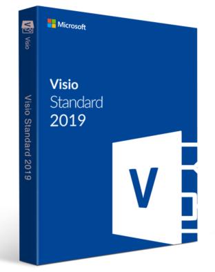 Microsoft Visio Standaard 2019