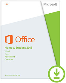 Microsoft Office 2013 Home & Student
