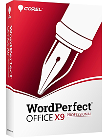 WordPerfect Office X9 – Professionele Editie