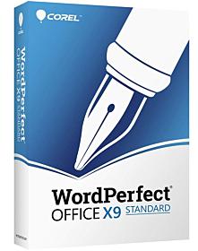 WordPerfect Office X9 – Standaard Editie Upgrade