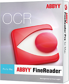 ABBYY Finereader Pro voor Mac