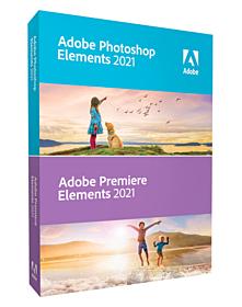 Adobe Photoshop & Premiere Elements 2021 - alleen voor Studenten/Docenten