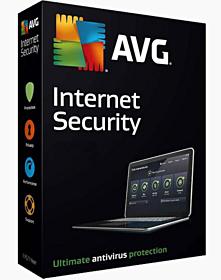 AVG Internet Security (1-PC 1 jaar)