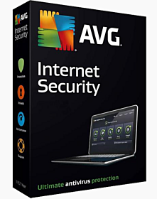 AVG Internet Security (5-PC 1 jaar)