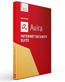 Avira Internet Security Suite (1-PC 1 jaar)