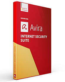 Avira Internet Security Suite (3-PC 1 jaar)