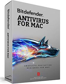 Bitdefender Antivirus 2020 voor Mac (3-Mac 2 jaar)