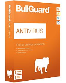 Bullguard AntiVirus (1 PC - 1 jaar)