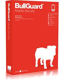 Bullguard Mobile Security (3 devices - 1- jaar)