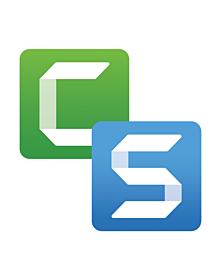 TechSmith Snagit 2020 + Camtasia 2020 bundel