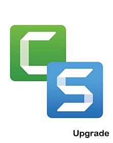 TechSmith Snagit 2020 + Camtasia 2020 bundel Upgrade