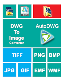 AutoDWG DWG to Image Converter 2019 PRO