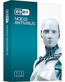 ESET NOD32 Antivirus 1 jaar - Nieuw abonnement