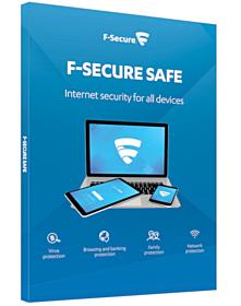 F-Secure Safe (5-Devices 2 jaar)