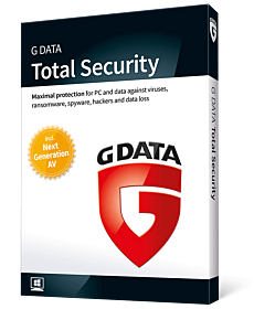 G Data Total Security (3-PC 3-jaar)
