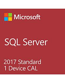 Microsoft SQL Device CAL (License + SA)