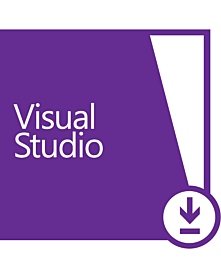 Microsoft Visual Studio Professional with MSDN - License with 2 Years Software Assurance