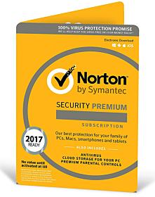 Norton Security Premium (10 apparaten - 1 jaar)