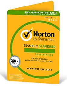 Norton Security Standaard (1 apparaat - 1 jaar)