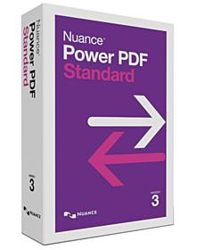 Kofax Power PDF Standaard Versie 3 (voorheen Nuance)