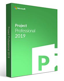 MicrosoftProject 2019 Professional