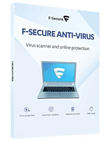 F-Secure Anti-Virus (3-PC 1 jaar)