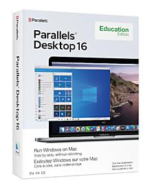 Parallels Desktop 16 for Mac Academisch (1-Jarig Abonnement)