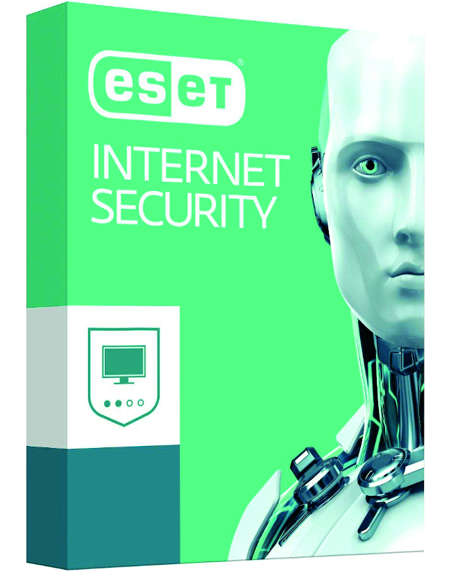 ESET Internet Security 1 jaar verlenging