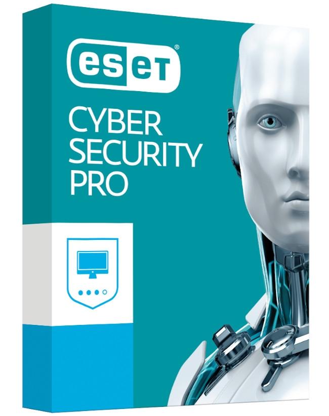 ESET Cyber Security Pro voor Mac 1 jaar verlenging