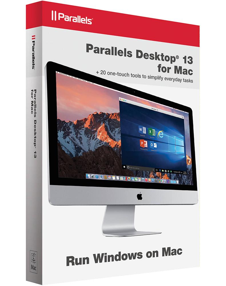 Parallels Desktop 13 voor Mac